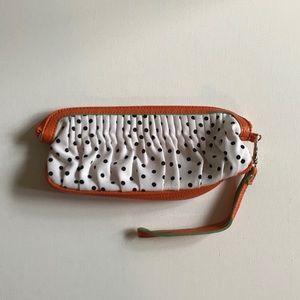 Handbags - Polka Dot Wristlet